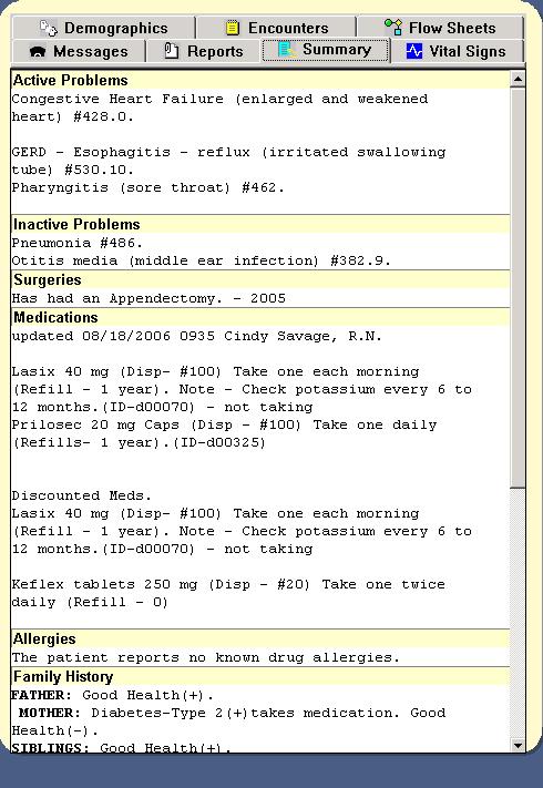 Version 4 Summary Documentation