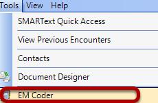 Tools - EM Coder