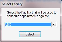 Select Facility