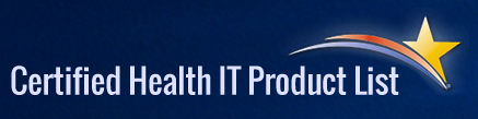 1. Access the Certified Health IT Product List