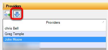 Download New Provider