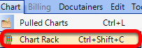 Chart - Chart Rack