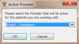 Select Active Provider
