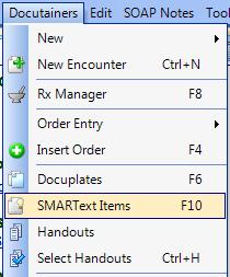 SMARText Manager