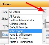 Choosing Task User