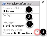 Formulary Information