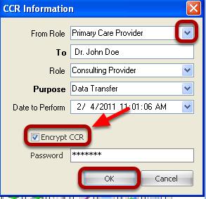 CCR Information