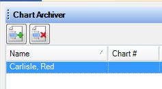 Chart Archiver