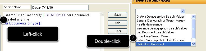 Documents of Type