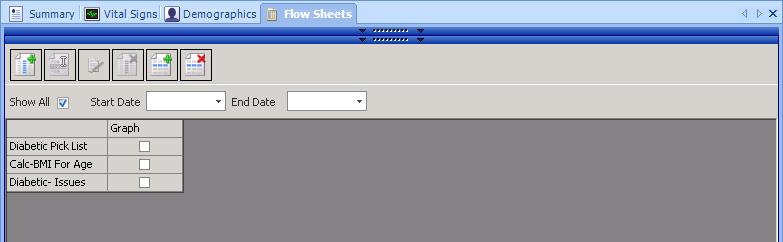 New Flow Sheet
