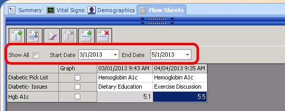 2. Set Filter Options