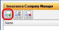 2. Add a New Insurance Company