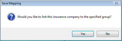 8. Link Insurance Company to Group