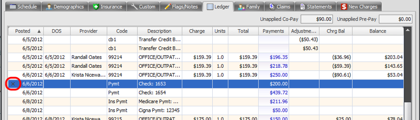 3. Delete Payment