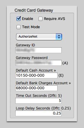 Credit Card Gateway