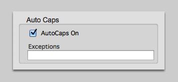 Auto Caps