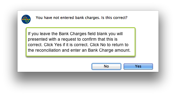 No Bank Charges?