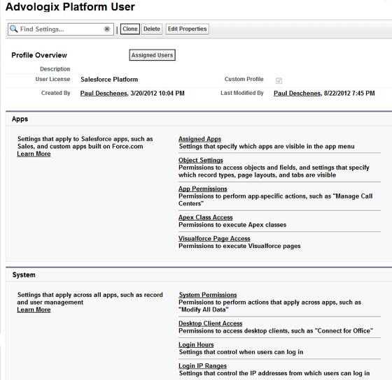 Profile Detail Page ~ Enhanced Profile editor