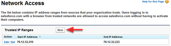 Network Access