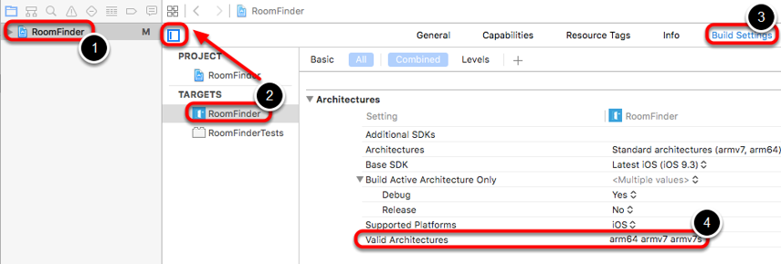 Valid Architectures