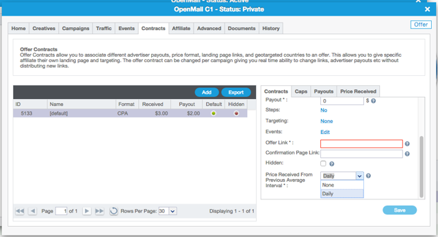 Setting Up Your OpenMail Offer