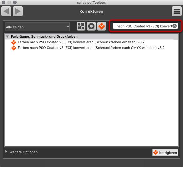 PSO Coated Korrekturen ab pdfToolbox 8.2