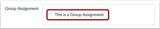 选择小组作业