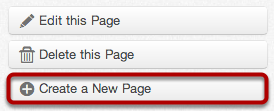 Create a New Page