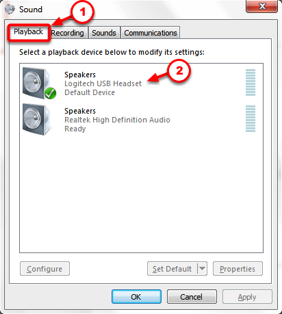 (Optional) Setting-up your microphone - Step #3