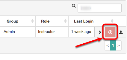 """6. To demote an admin to a """"user"""" role:"""