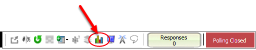 "Click the ""Show Original Graph"" button on the Turning Point Show Bar"