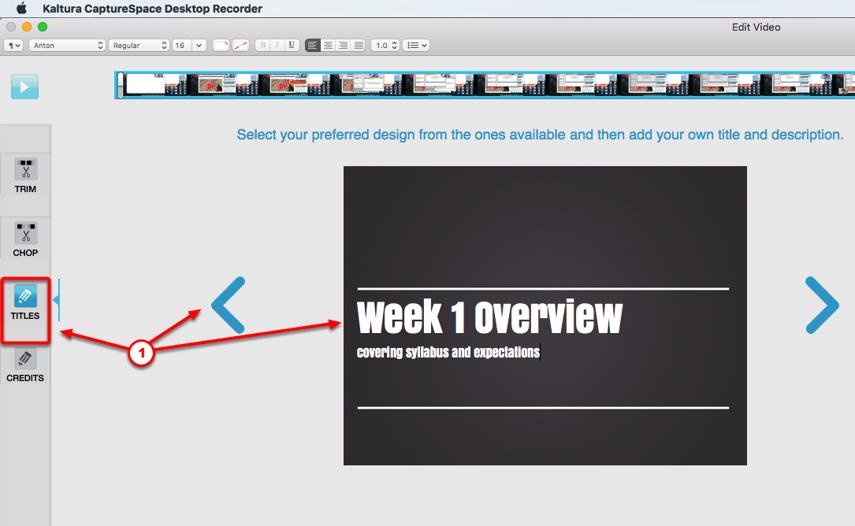 Editing your presentation (optional) - Step #12