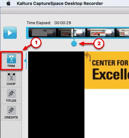 Editing your presentation (optional) - Step #10