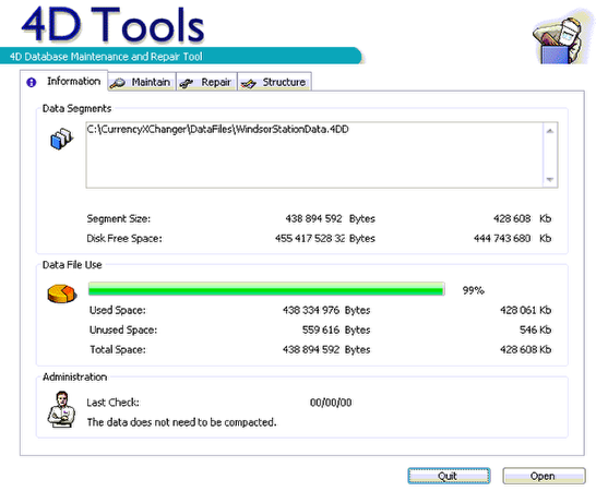 4D Tools at first glance