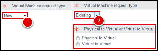 Select Virtual Machine Type.