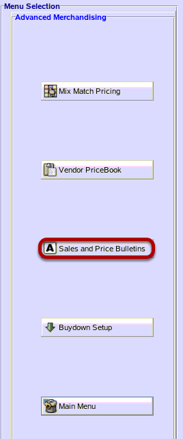 Sales and Price Bulletins