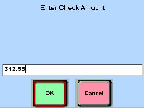 Check Amount