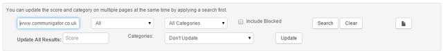 Correct URL