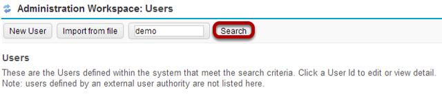 Click Search.