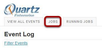 Click the Jobs button.