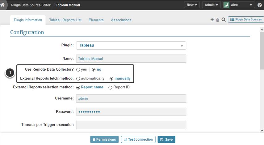 Create a Plug-in Data Source