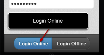 Before you update your password on your main system, make sure you have logged in online on the Apple App to synchronise all of the data