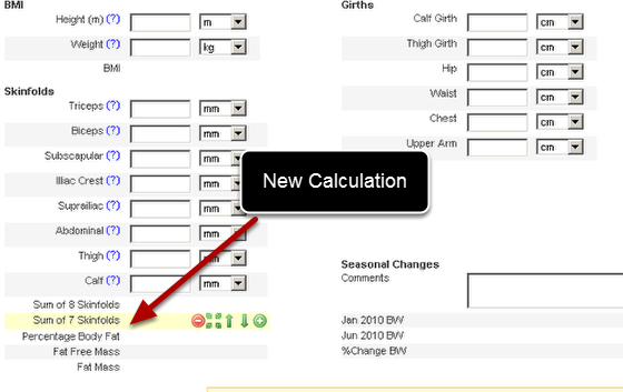 An example of when to use the Resave capability: Changing a calculation or adding in a new calculation