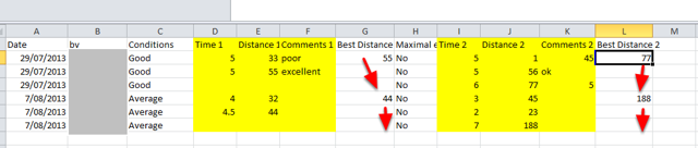 However, if you generated a .csv spreadsheet from this record, you would need to fill down all fields that are not table rows before you could re-import it back in
