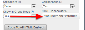 There is a work around of adding in https into the embed code on the Builder