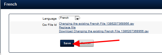The new file is applied to all users viewing the system using the updated File