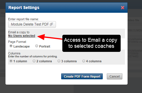 If a user has this permission they will be able to send PDF and PDF-Form reports to a coach of a group.