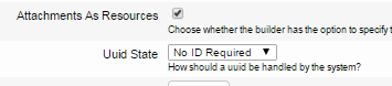 1. No ID Required means that no ID will be displayed in the account page, the People page, and you cannot import in people using an ID to match the users