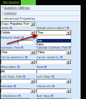 1. In your Event Form set the most important fields (8-10 fields from your form) as default show in tables, and set ALL other field to default show in tables=false. You can also set 1-2 fields as Summary fields and/or 1-2 fields as Calendar Summary fields