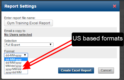 US based users can now overcome this limitation by selecting a format that outputs the date as mm/dd/yyyy or yyyy/mm/dd